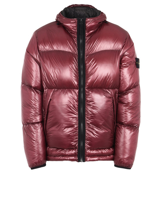 Mid-length jacket 40521 PERTEX QUANTUM Y DOWN STONE ISLAND - 0