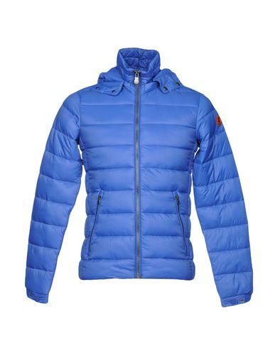 Купить Мужскую куртку SAVE THE DUCK синего цвета