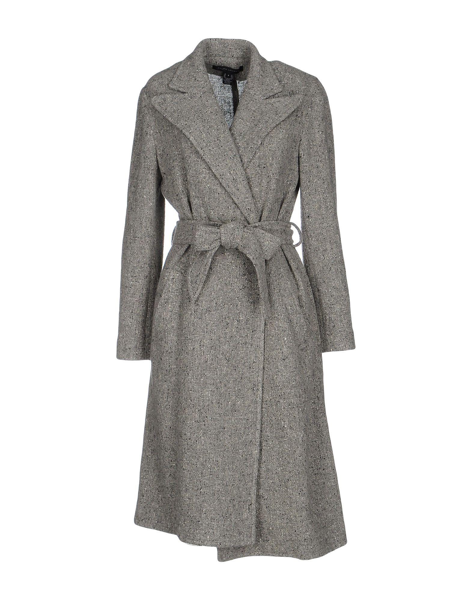 RALPH LAUREN BLACK LABEL Пальто
