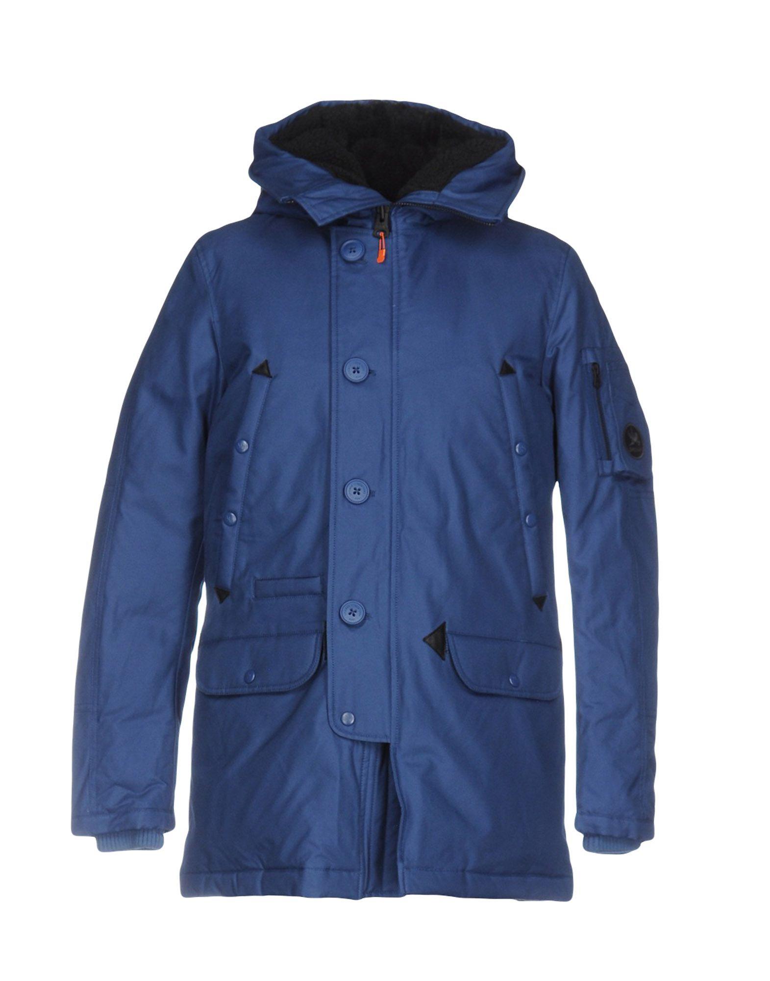 SPIEWAK Down Jacket in Blue