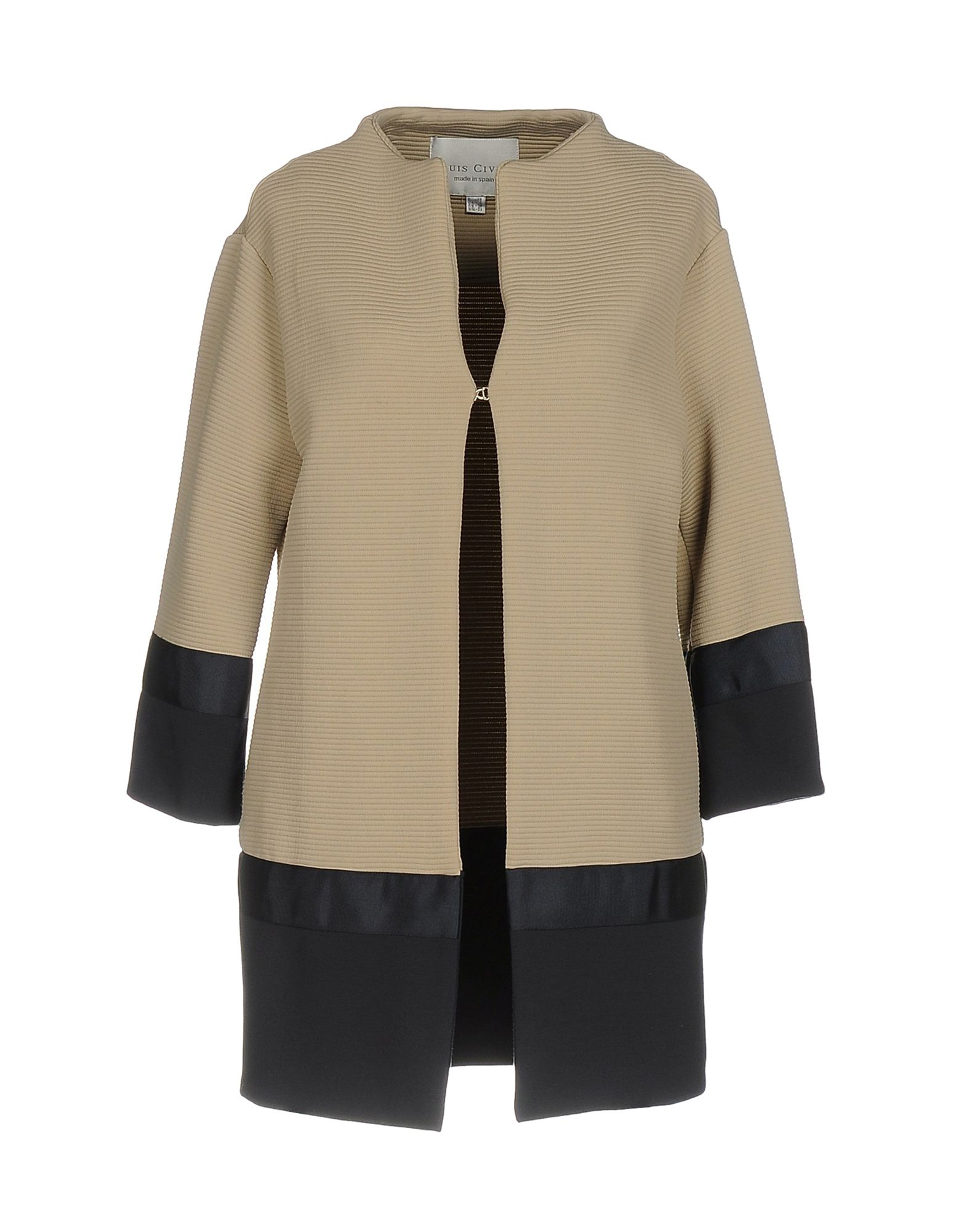 LUIS CIVIT Легкое пальто цена и фото