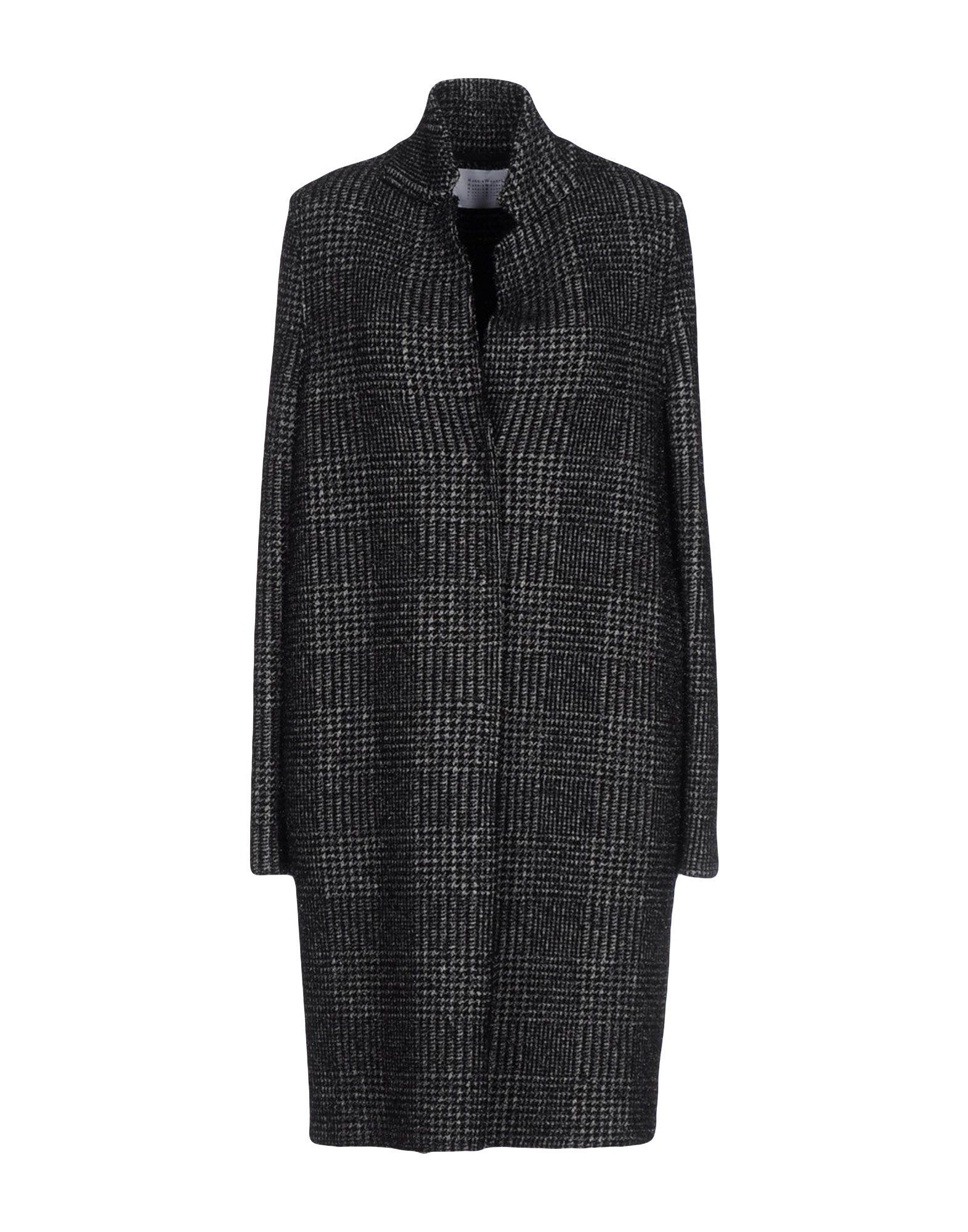 HARRIS WHARF LONDON Пальто heidelberg web harris м600