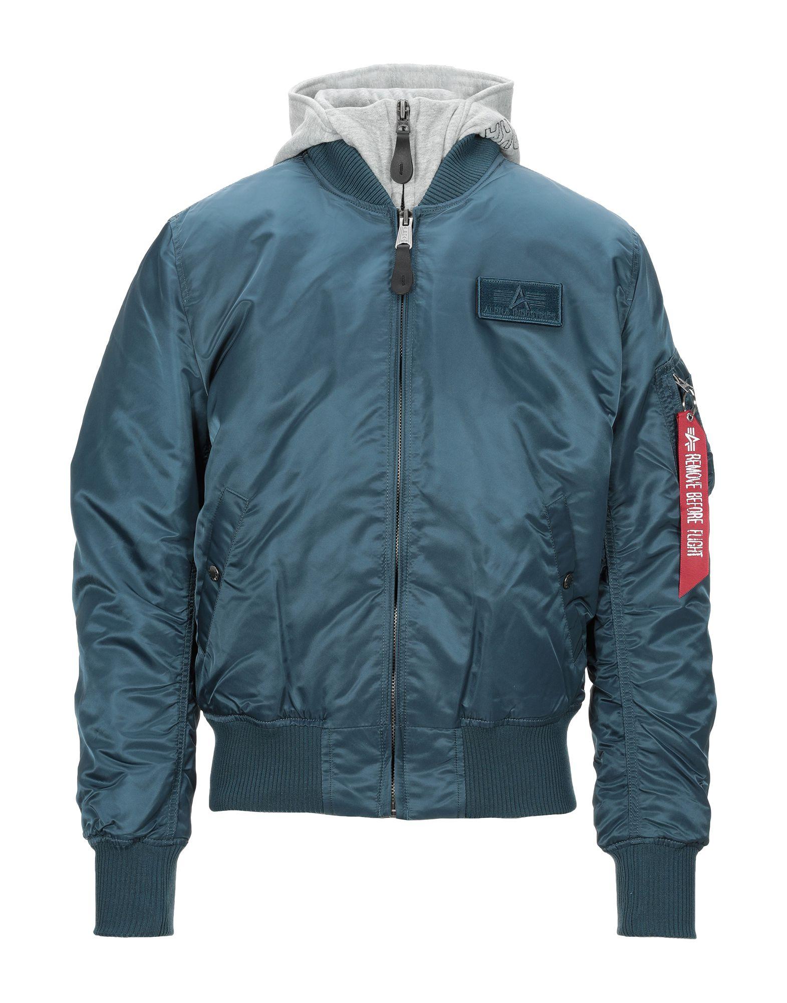 ALPHA INDUSTRIES Куртка машины bondibon гибкий автотрек крутой рейсер 137 детали