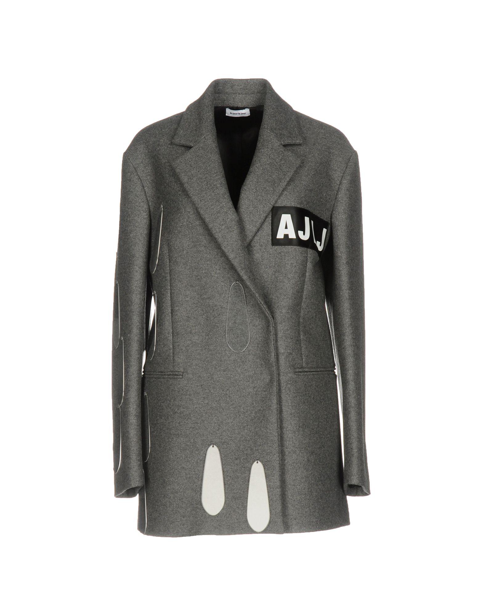 au jour le рубашка с длинными рукавами AU JOUR LE JOUR Пальто