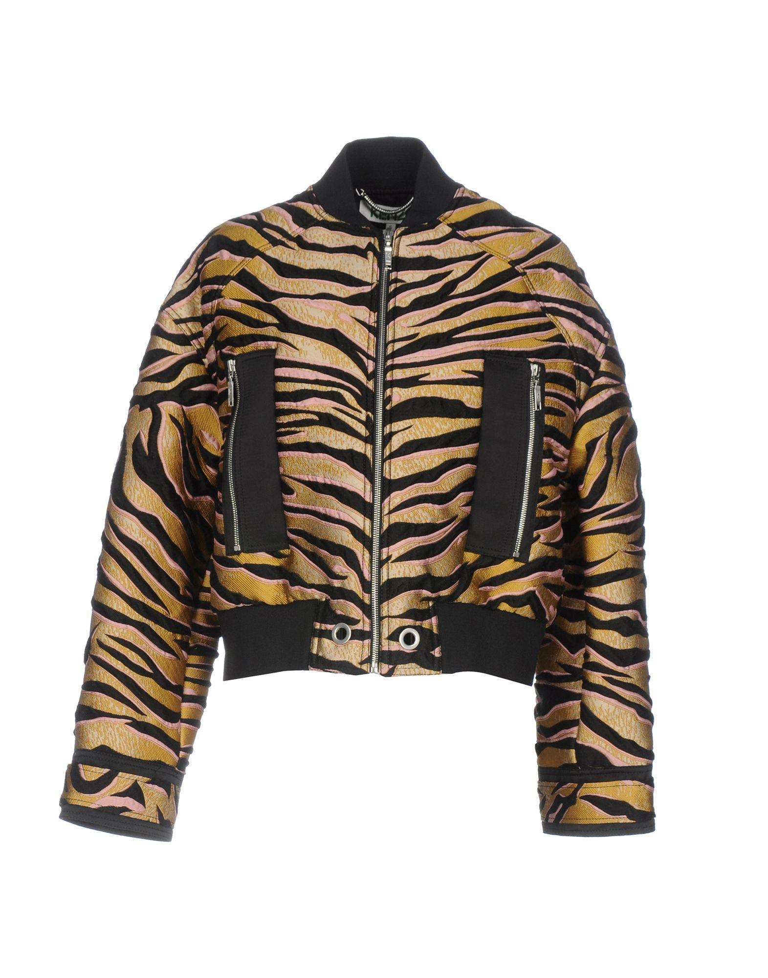 где купить KENZO Куртка по лучшей цене