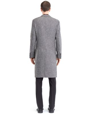 LANVIN DOUBLE-BREASTED COAT Outerwear U d