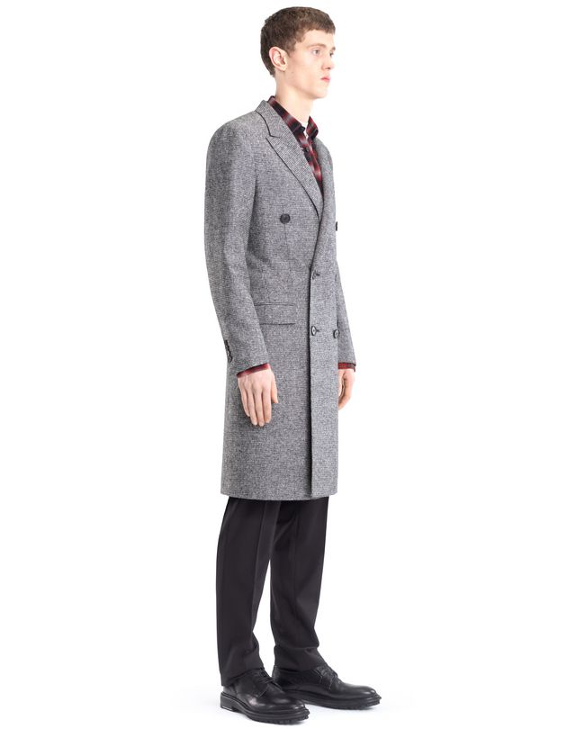 LANVIN DOUBLE-BREASTED COAT Outerwear U e