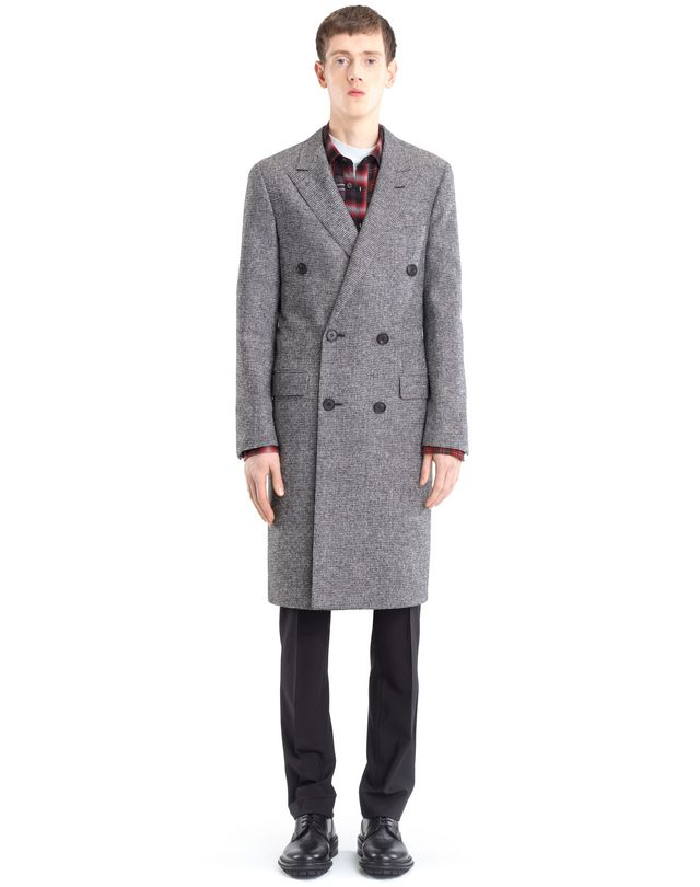 LANVIN DOUBLE-BREASTED COAT Outerwear U r