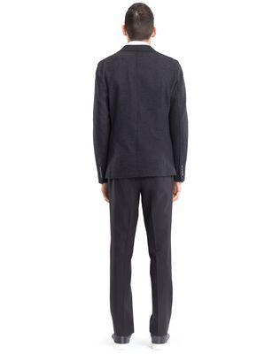 LANVIN JERSEY DECONSTRUCTED JACKET Jacket U d