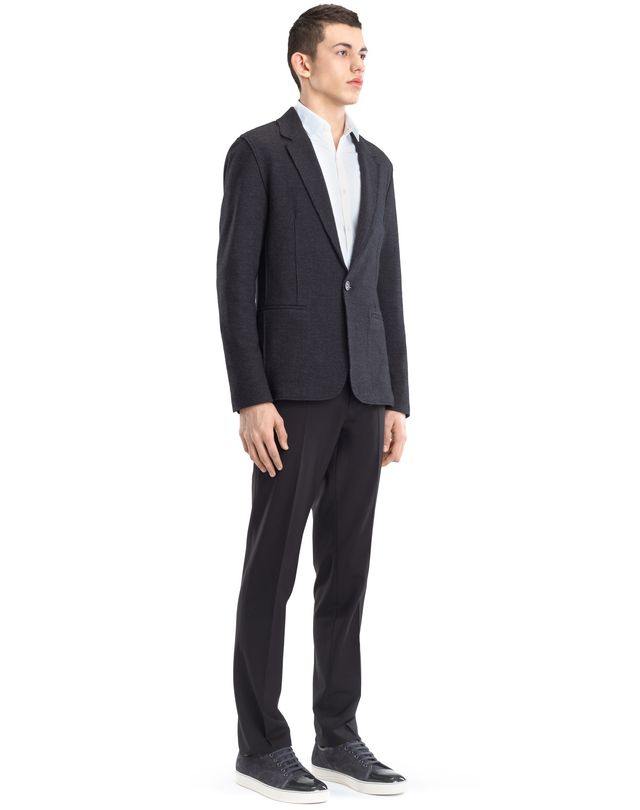 LANVIN JERSEY DECONSTRUCTED JACKET Jacket U e