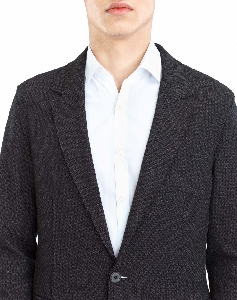 针织宽松夹克 - Lanvin