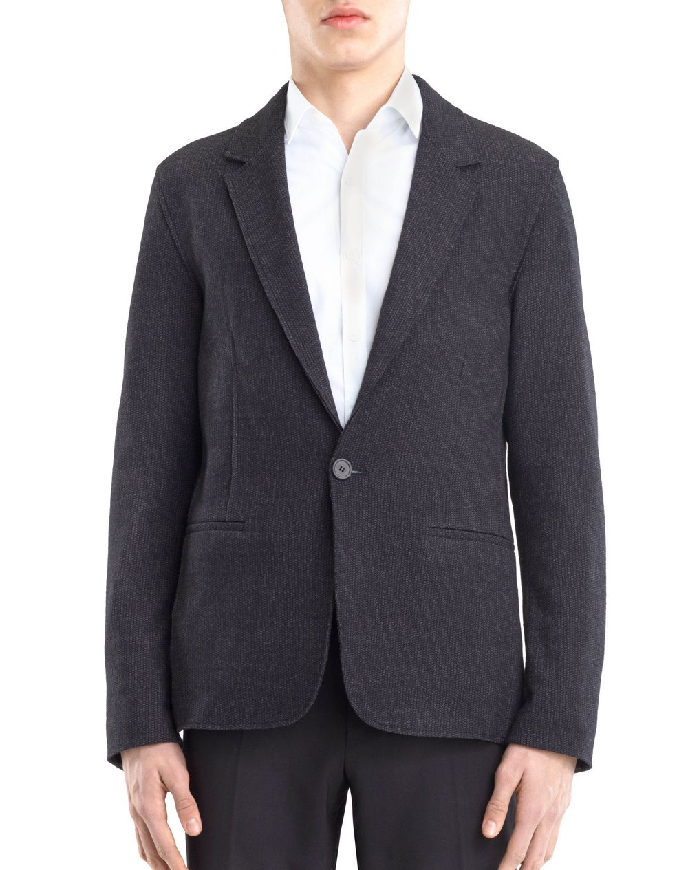 JERSEY DECONSTRUCTED JACKET - Lanvin
