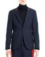 LANVIN Jacket Man SLIM-FIT JACKET WITH PATCHES f