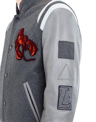LANVIN BASEBALL JACKET Outerwear U b