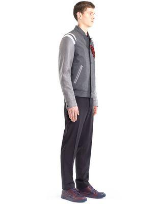 LANVIN BASEBALL JACKET Outerwear U e