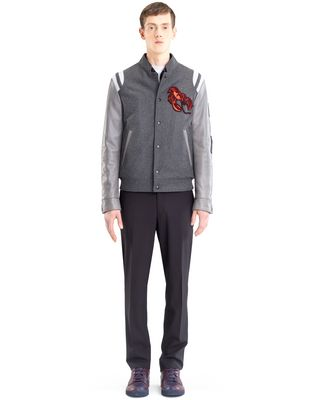 LANVIN BASEBALL JACKET Outerwear U r