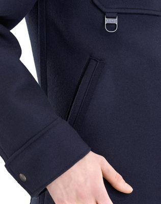 LANVIN COMPACT FELT SAFARI JACKET Outerwear U b