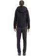 LANVIN Outerwear Man COMPACT FELT HOODIE f
