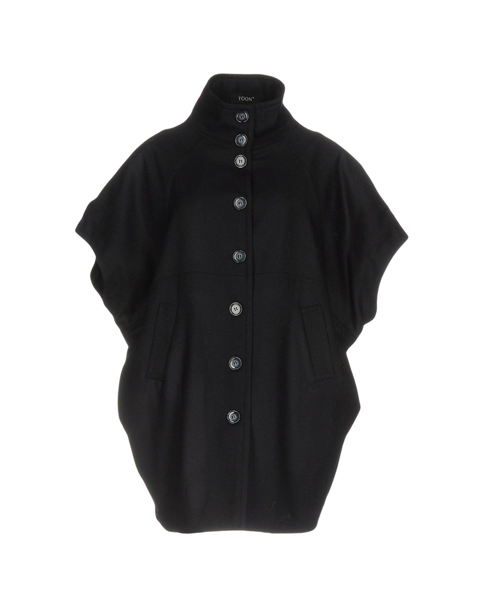 YOON Пальто пальто naumi пальто короткие