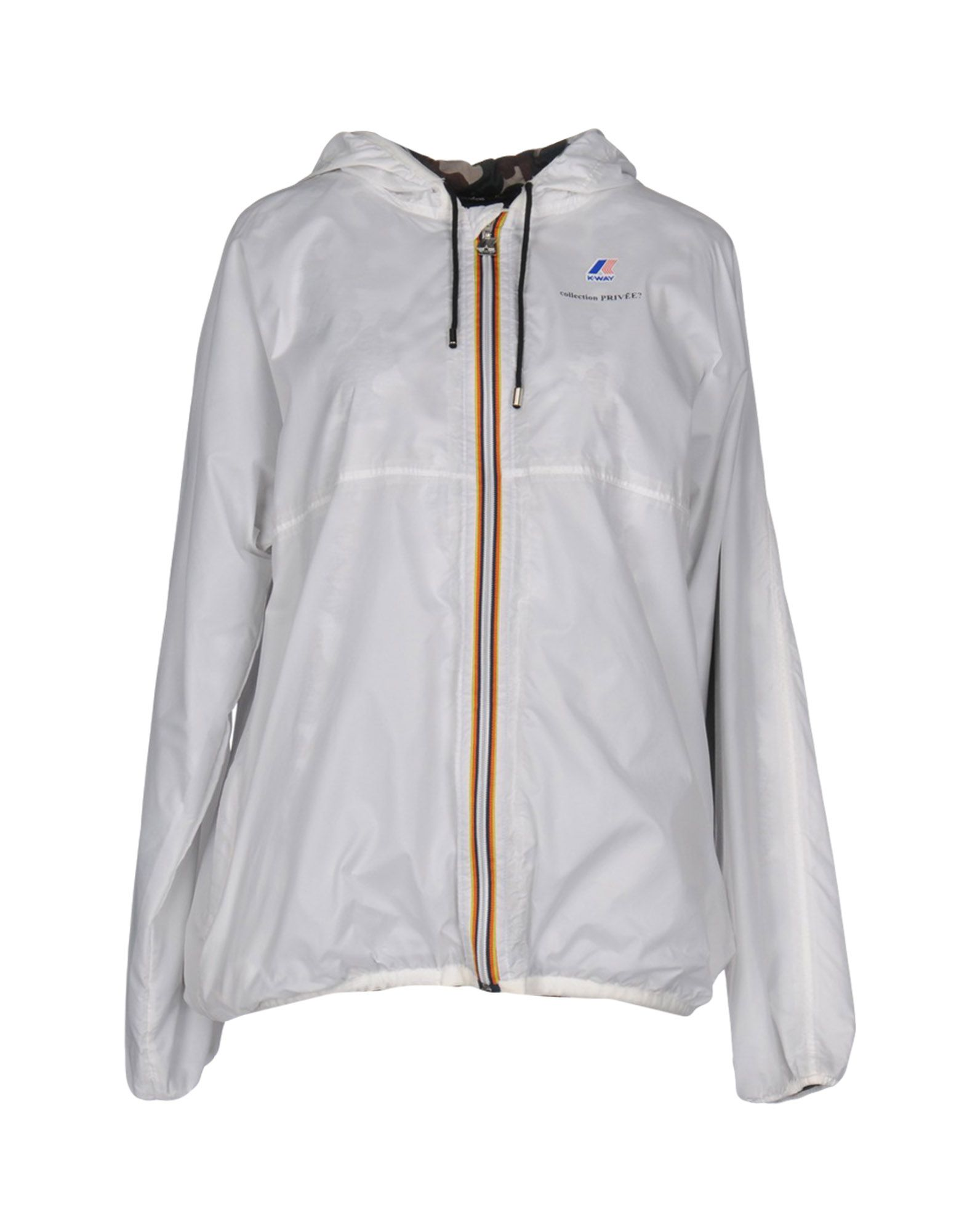 цены COLLECTION PRIVĒE? for K-WAY Куртка