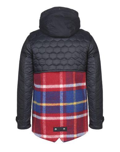 Фото 2 - Мужскую куртку LONDINESE темно-синего цвета