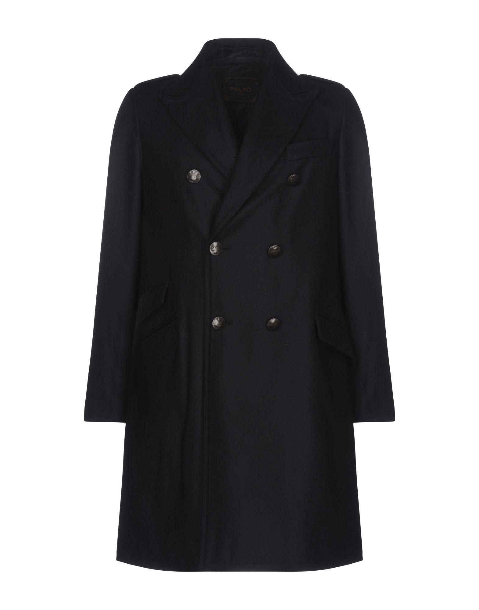 PALTÒ Пальто полуприлегающее пальто с ветрозащитным клапаном snowimage