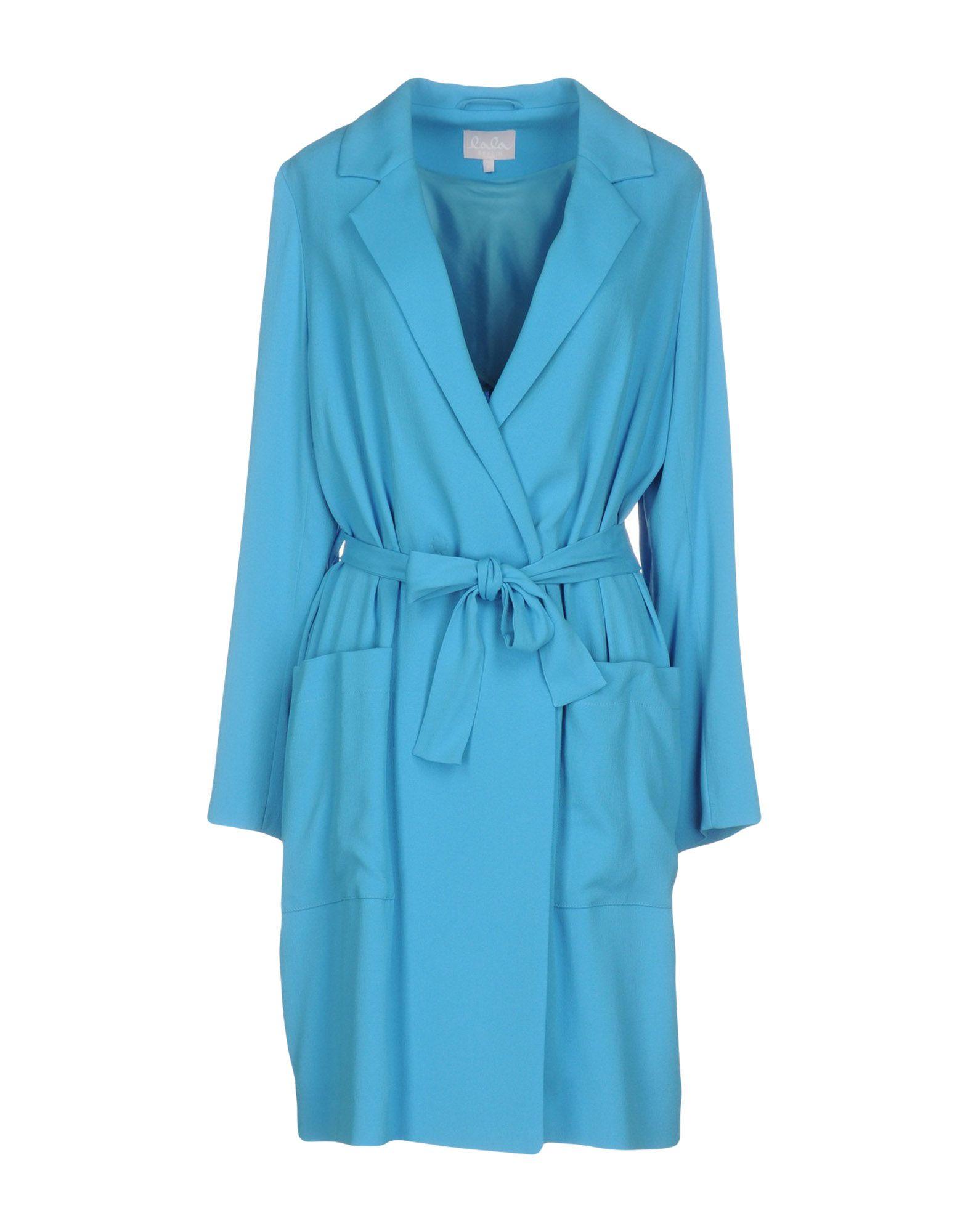 LALA BERLIN Легкое пальто цены онлайн