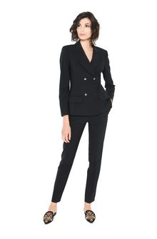 ALBERTA FERRETTI SPEAR BLAZER Double-breasted jacket Woman a