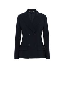 ALBERTA FERRETTI SPEAR BLAZER Double-breasted jacket Woman d