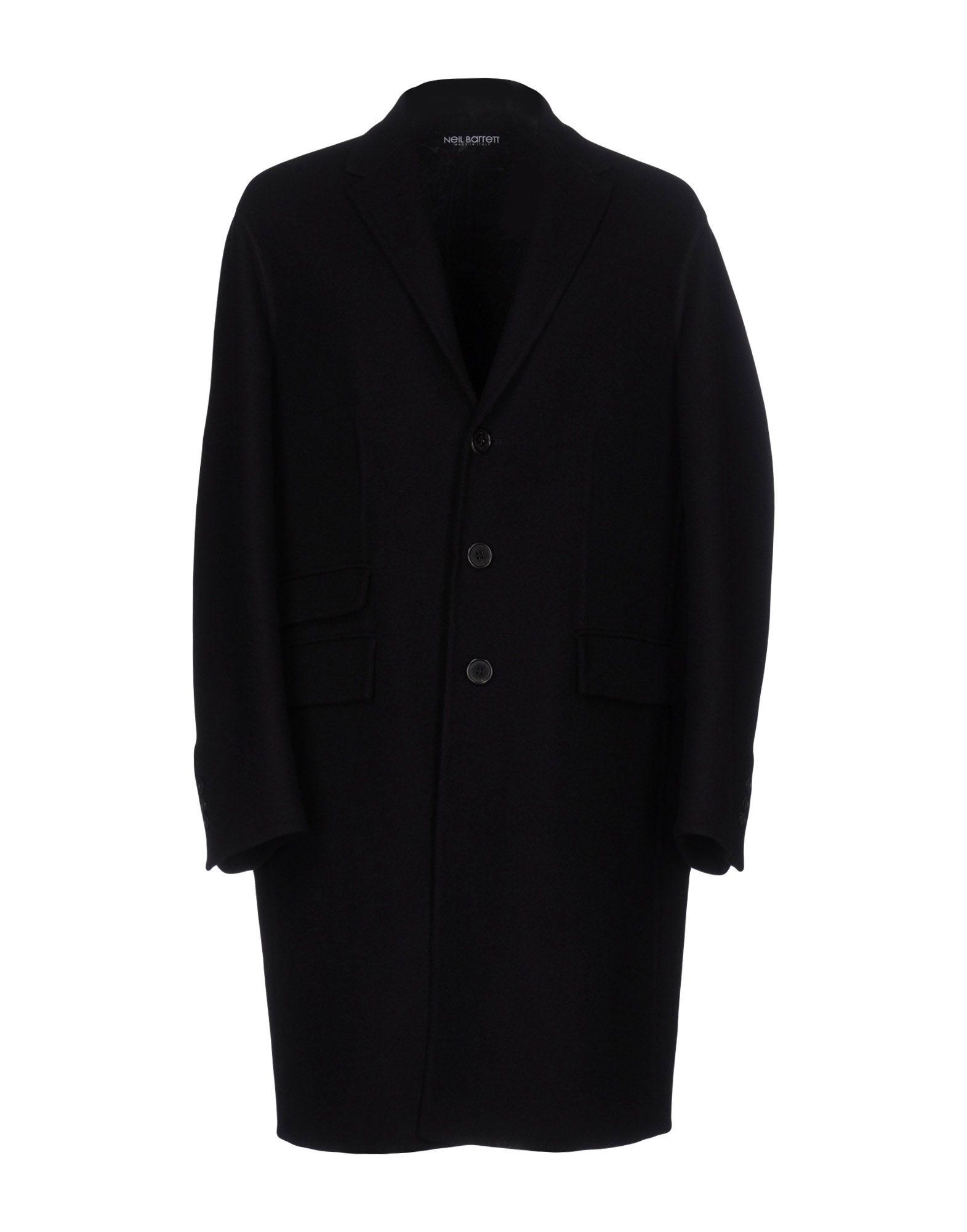 NEIL BARRETT Легкое пальто neil barrett футболка