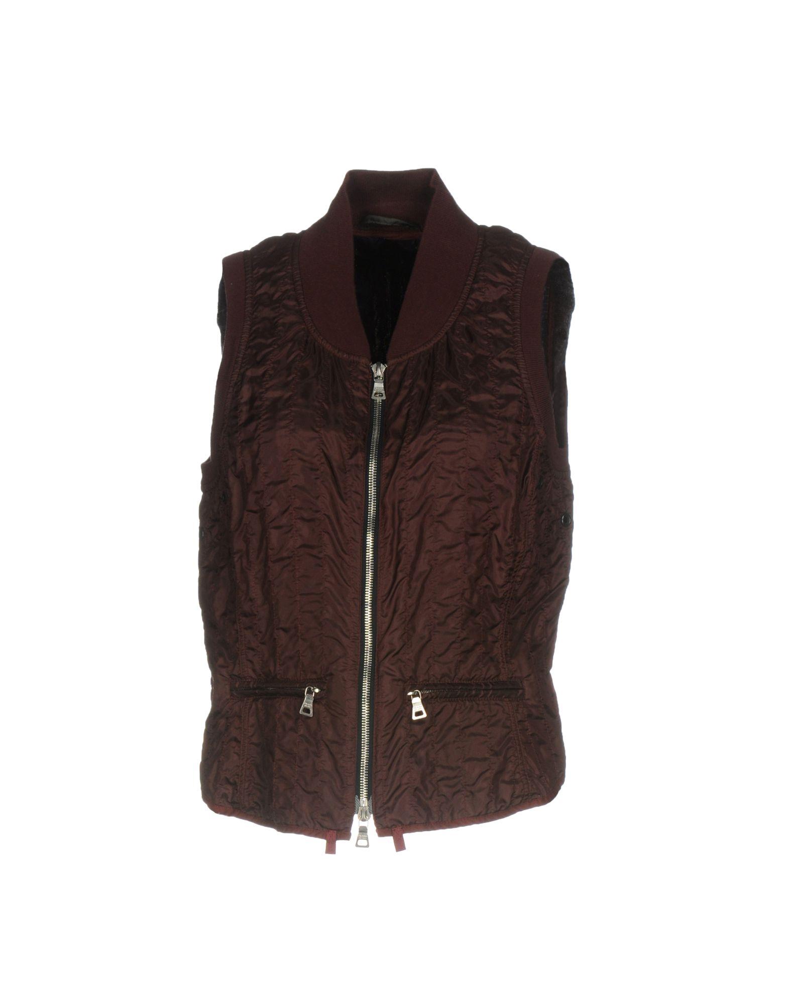 PRADA SPORT Damen Jacke Farbe Bordeaux Größe 4