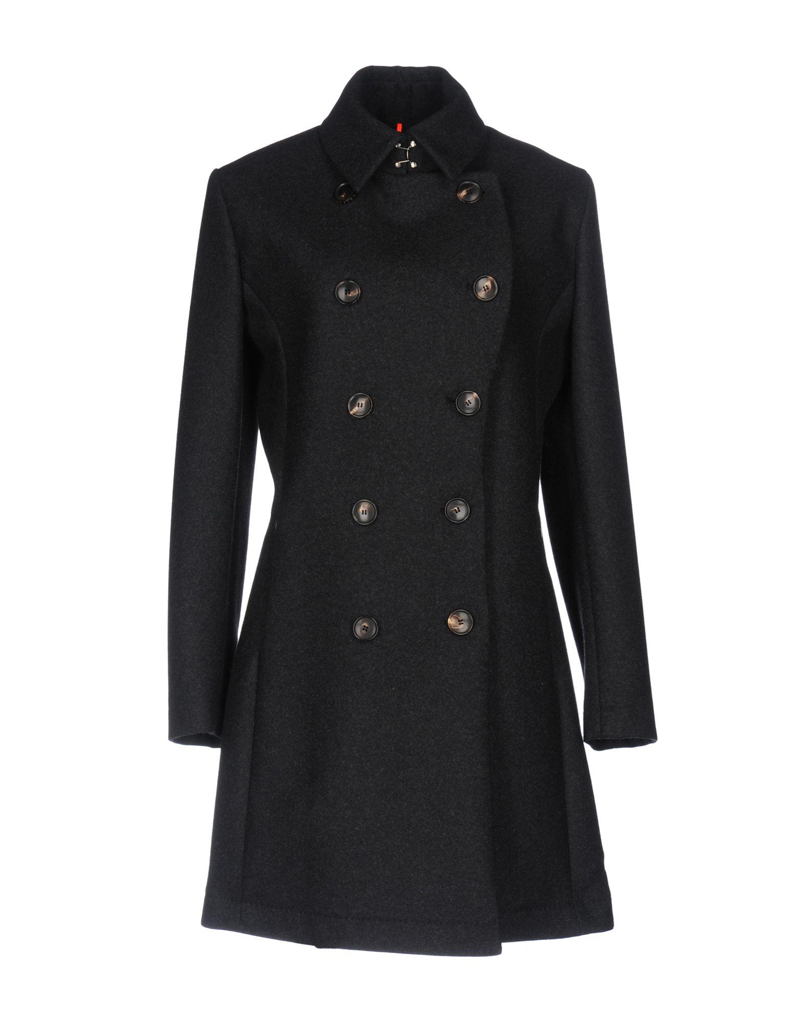 RRD Damen Mantel Farbe Granitgrau Größe 5