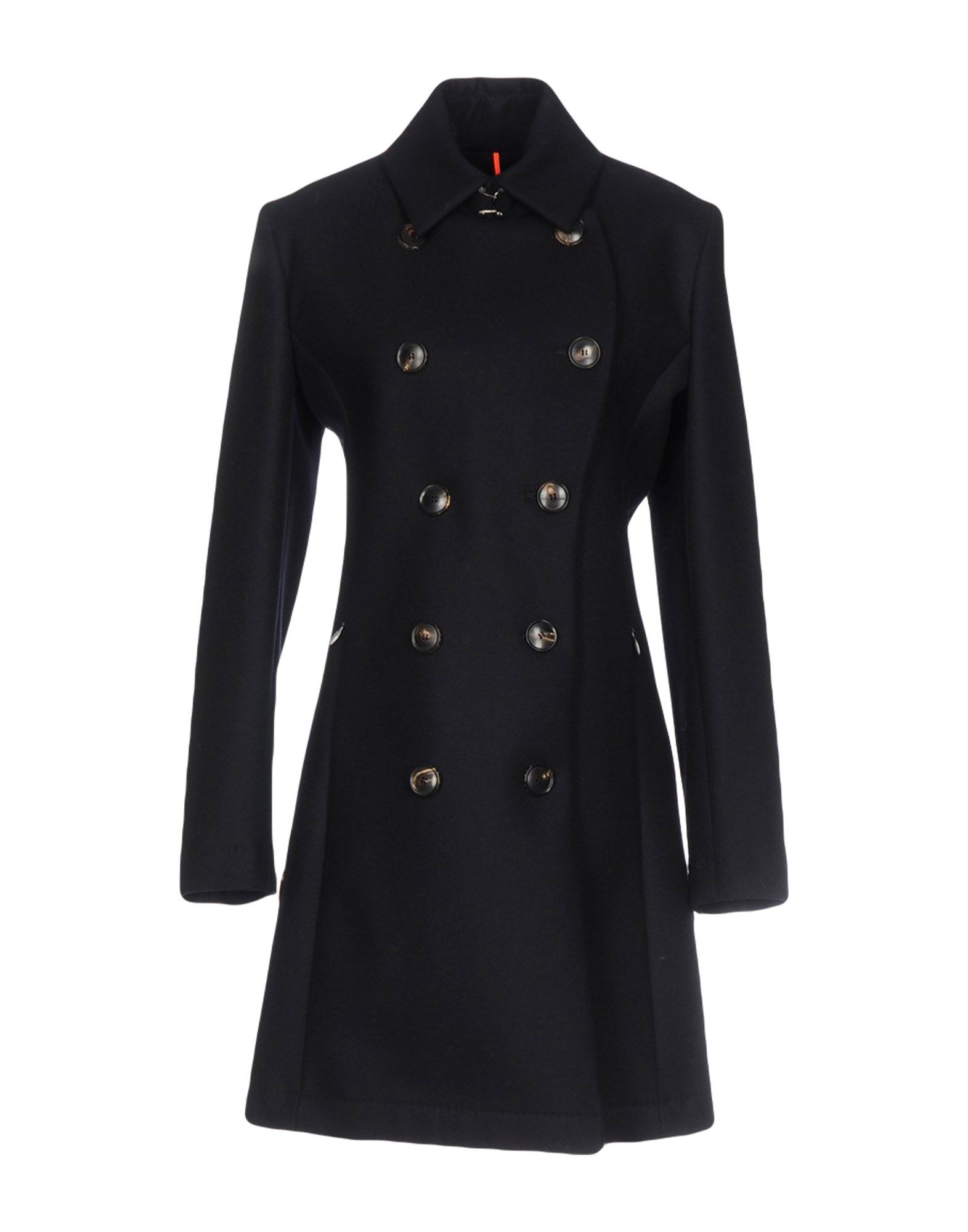 RRD Damen Mantel Farbe Schwarz Größe 6