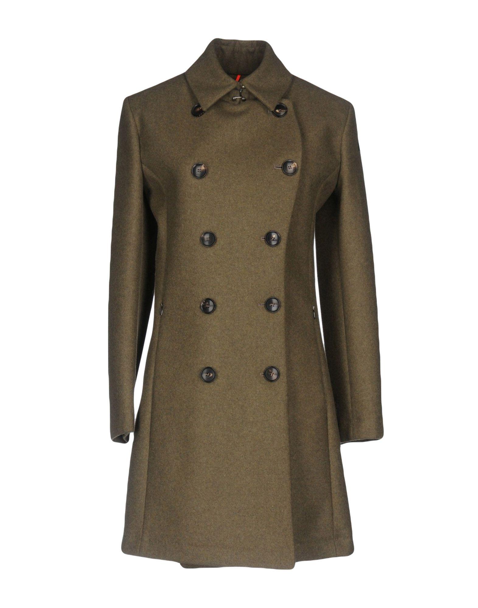 RRD Damen Mantel Farbe Militärgrün Größe 7 - broschei