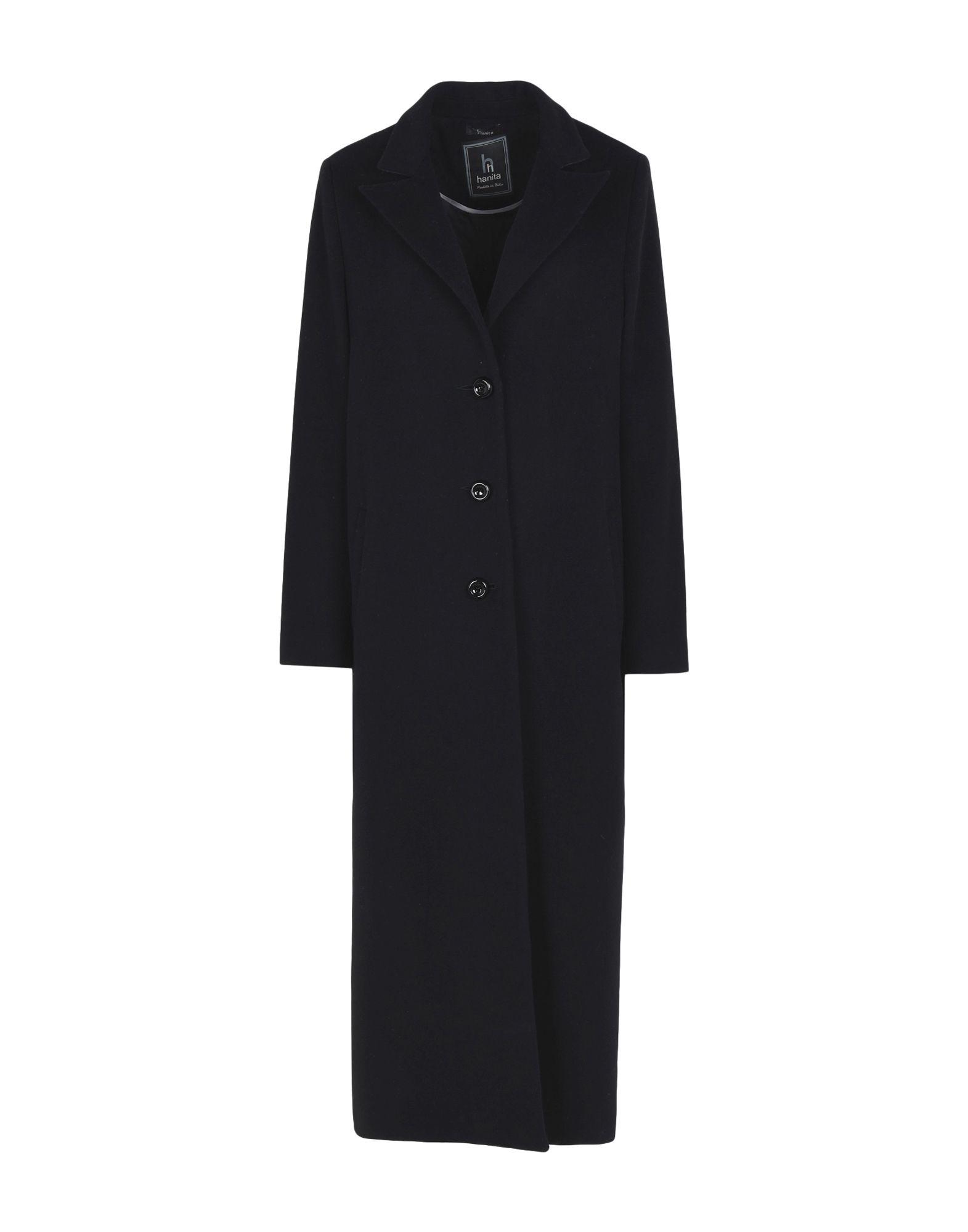 HANITA Damen Mantel Farbe Schwarz Größe 6