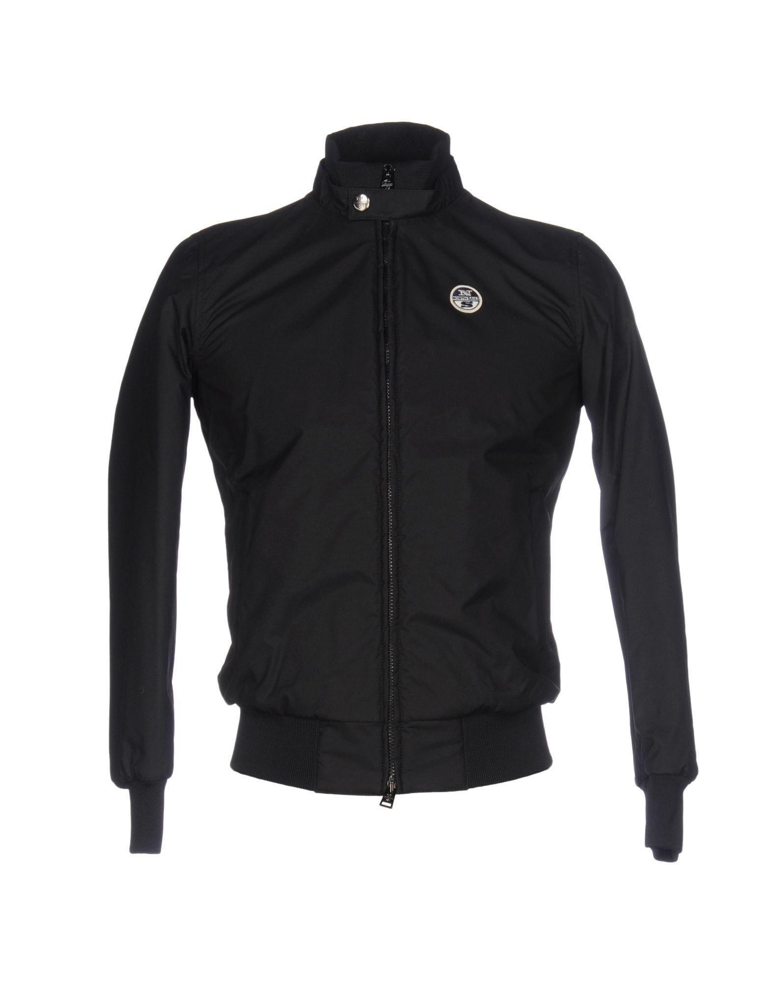 NORTH SAILS Herren Jacke Farbe Schwarz Größe 4 jetztbilligerkaufen