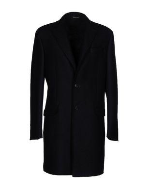 SAINT PAUL Herren Mantel Farbe Dunkelblau Größe 6 Sale Angebote