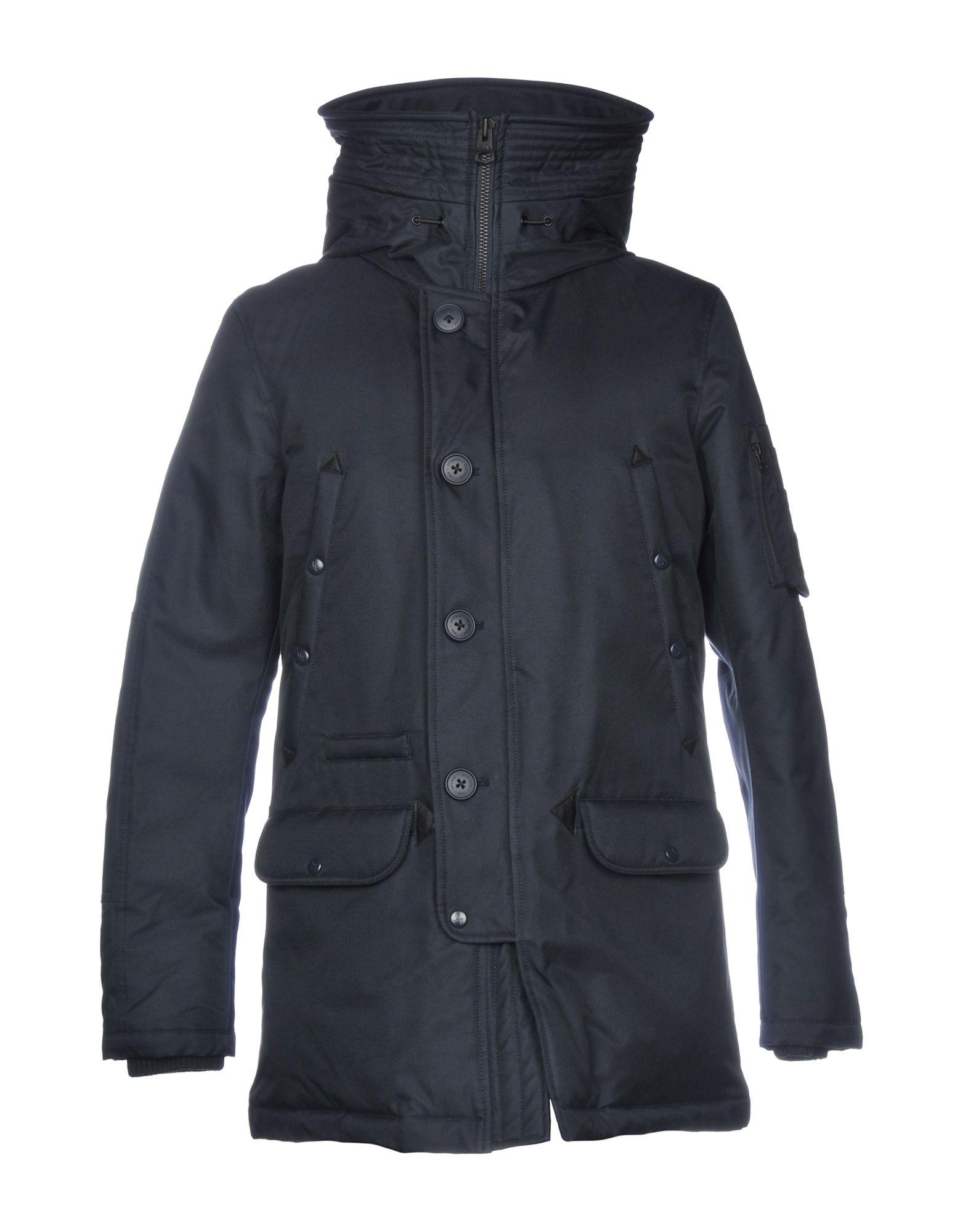 SPIEWAK Jacket in Dark Blue