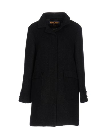 Antracite donna WOOLRICH Cappotto donna