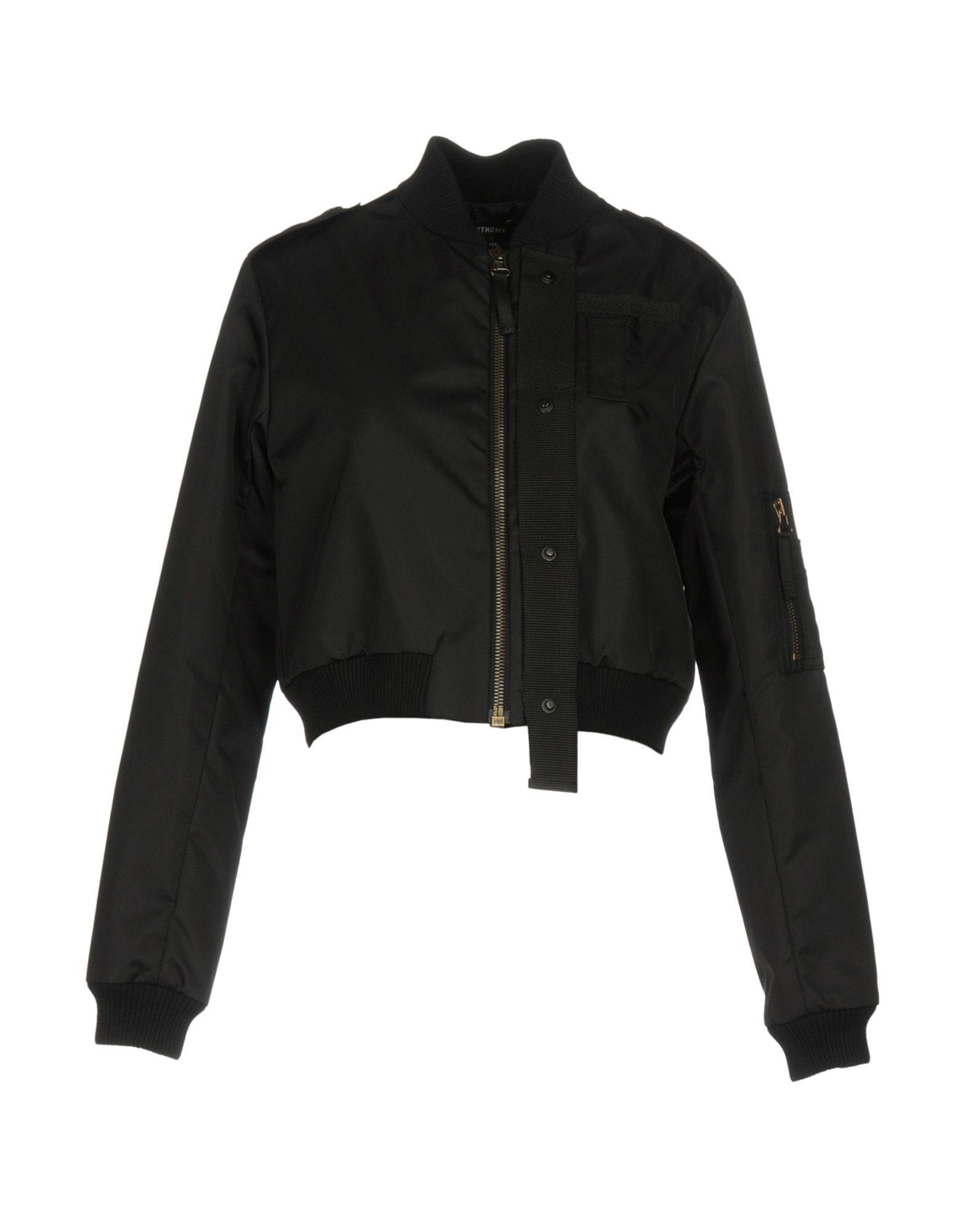 ANTHONY VACCARELLO Bomber in Black