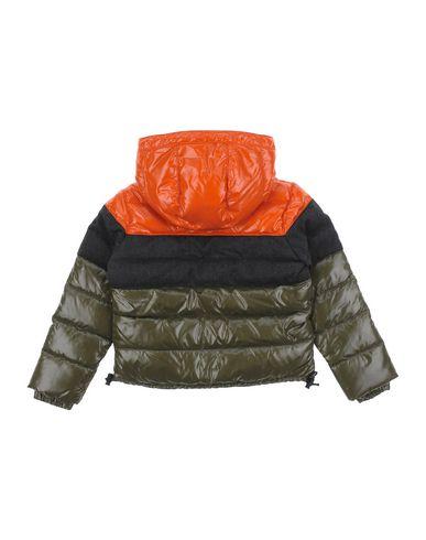 DUVETICA Baby Steppjacke Militärgrün Größe 24 74% Polyamid 26% Baumwolle