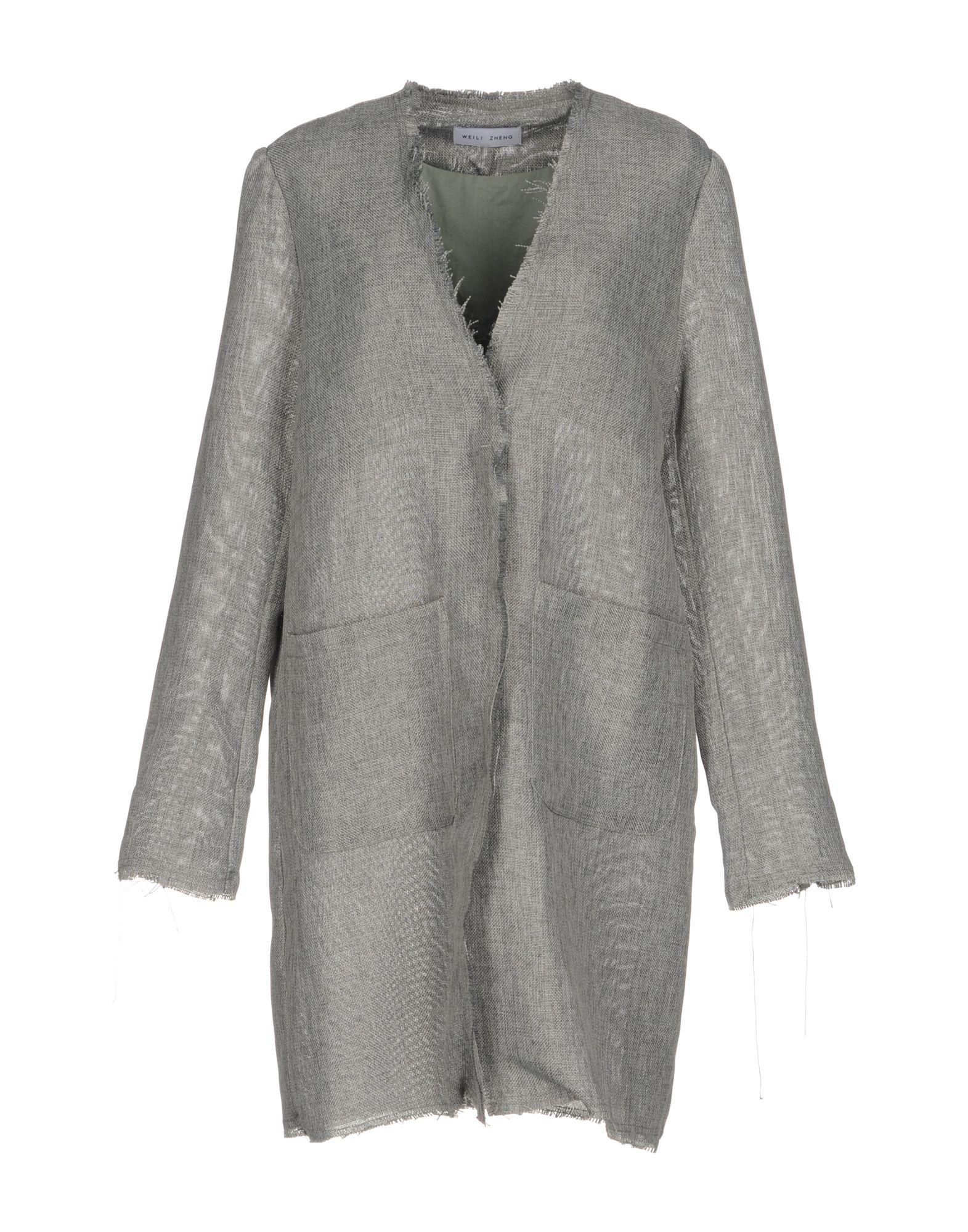 WEILI ZHENG Легкое пальто
