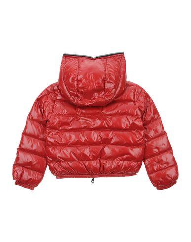 DUVETICA Jungen Steppjacke Rot Größe 3 100% Polyamid
