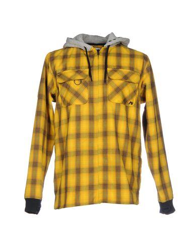Pубашка ANALOG. Цвет: желтый