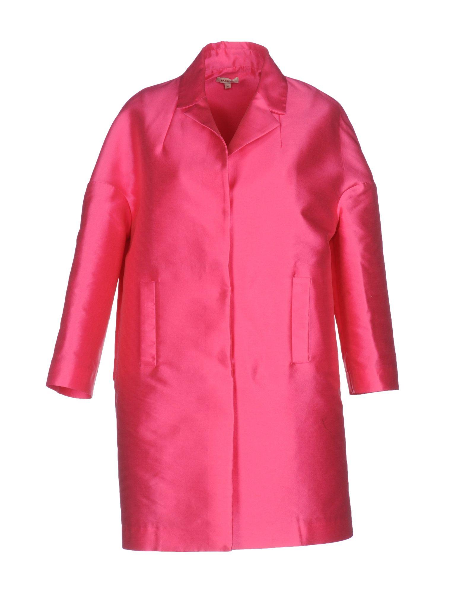 ФОТО p.a.r.o.s.h. легкое пальто