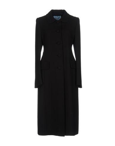 Nero donna PRADA Cappotto donna