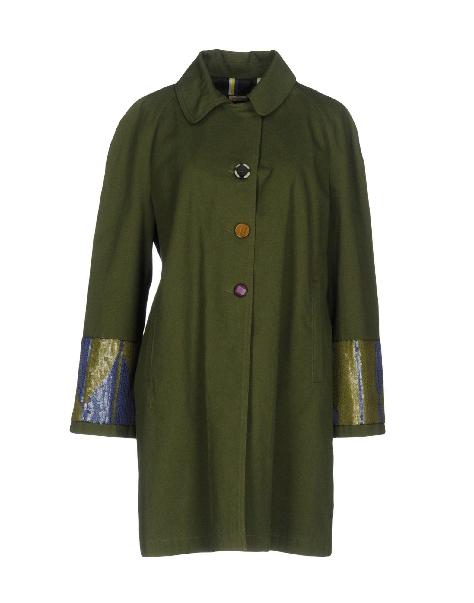 MALÌPARMI Легкое пальто