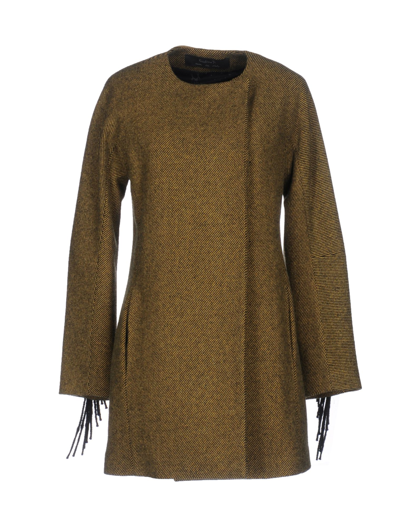 KRISTINA TI Пальто kristina женские длинные юбки