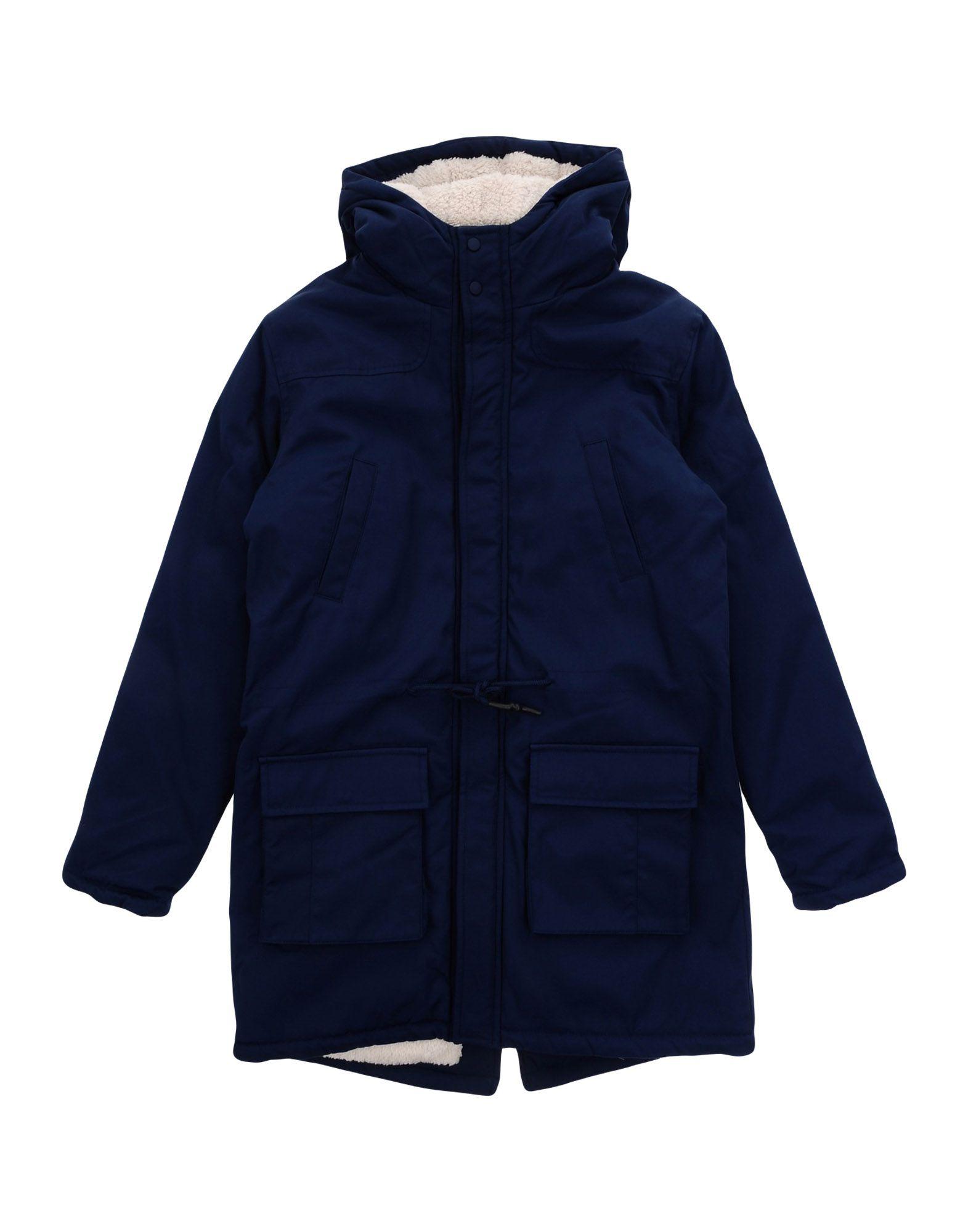 BIKKEMBERGS Jungen 9-16 jahre Jacke Farbe Dunkelblau Größe 2