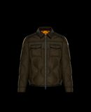 MONCLER STEPHAN - Overcoats - men